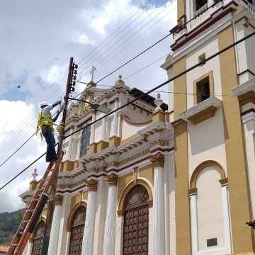 Diario Frontera, Frontera Digital,  CANTV, SANTA CRUZ DE MORA, MUNICIPIO ANTONIO PINTO SALINAS, INTERNET, Mocoties, ,Cantv activó el servicio Wi-Fi en Santa Cruz de Mora