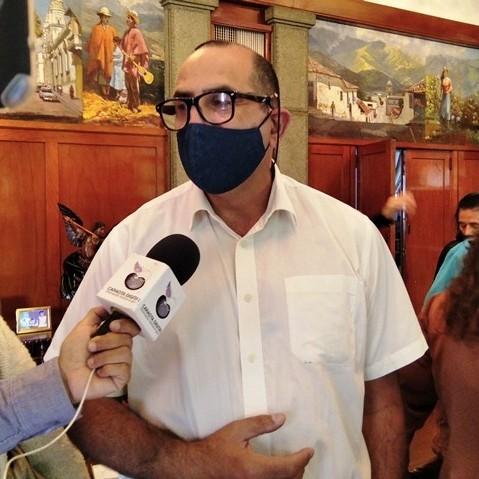 """Diario Frontera, Frontera Digital,  Loranso Asskoul, Comisión Asesora Científica de Mérida, Salud, ,""""No podemos abandonar las medidas de bioseguridad hasta el año 2022"""""""