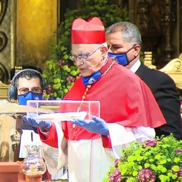 Diario Frontera, Frontera Digital,  Cardenal Baltazar Cardenal Porras, Internacionales, ,Cardenal Porras entregará al Vaticano  reliquia magna del venerable José Gregorio Hernández