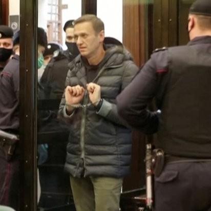 Diario Frontera, Frontera Digital,  Alexei Navalny, Internacionales, ,El líder opositor ruso Alexei Navalny fue condenado a 2 años y medio de prisión  y sus seguidores convocaron a protestar en las calles