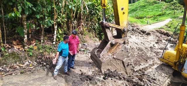 Diario Frontera, Frontera Digital,  ALCALDÍA DE ZEA, Mocoties, ,Alcaldía de Zea sigue atendiendo la vialidad rural