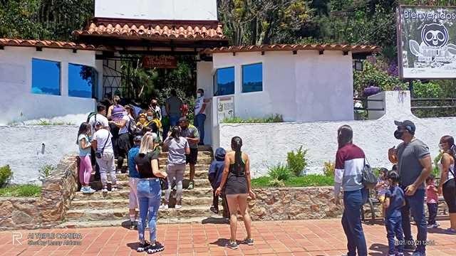 Diario Frontera, Frontera Digital,  CORMETUR, CHORROS DE MILLA, Regionales, ,Merideños respaldaron labor del zoológico Chorros de Milla