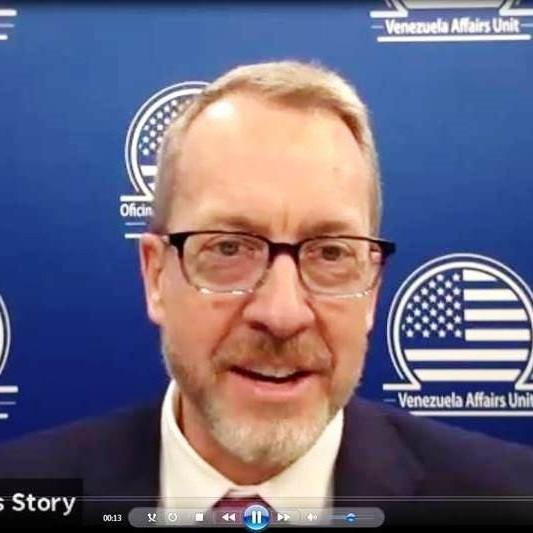 """Diario Frontera, Frontera Digital,  JAMES STORY, Embajador para la Oficina Externa de los Estados Unidos para Venezuela, Internacionales, ,James Story: """"Si estamos ayudando a los venezolanos  dentro y fuera de Venezuela"""""""