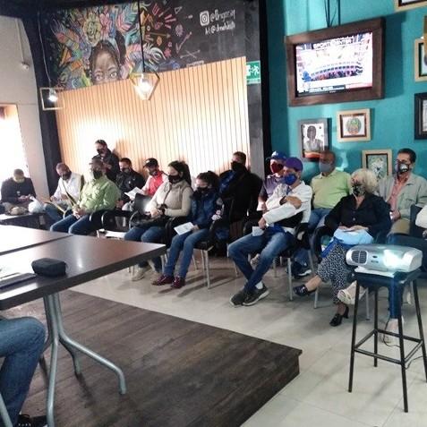 Diario Frontera, Frontera Digital,  JESÚS LOBO, Deportes, ,Jesús Chucho Lobo se reunió con representantes de los clubes
