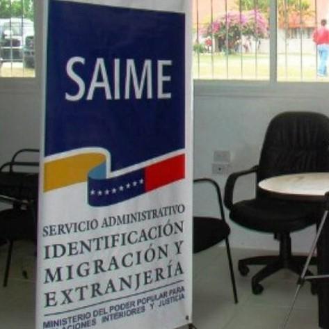 Diario Frontera, Frontera Digital,  SAIME, Nacionales, ,Saime suspende actividades  por esta semana debido al cerco sanitario