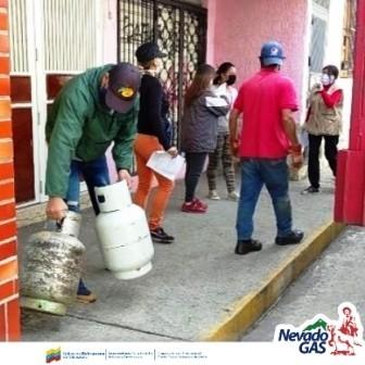 Diario Frontera, Frontera Digital,  NEVADO GAS, Regionales, ,Más de 15 mil familias fueron atendidas  por Nevado Gas en la última semana