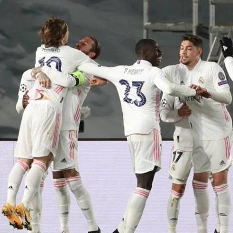 Diario Frontera, Frontera Digital,  REAL MADRID, Deportes, ,Real Madrid derrotó al Atalanta  y avanzó en la Liga de Campeones