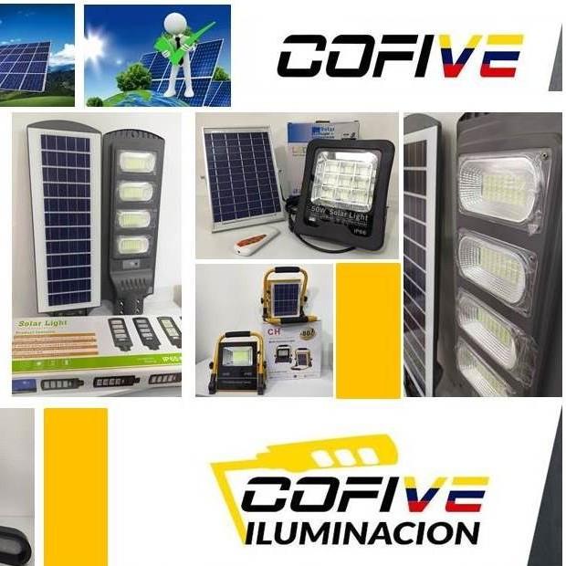 Diario Frontera, Frontera Digital,  ILUMINACIÓN COFIVE, Regionales, ,Iluminación LED solar es la solución para este tiempo