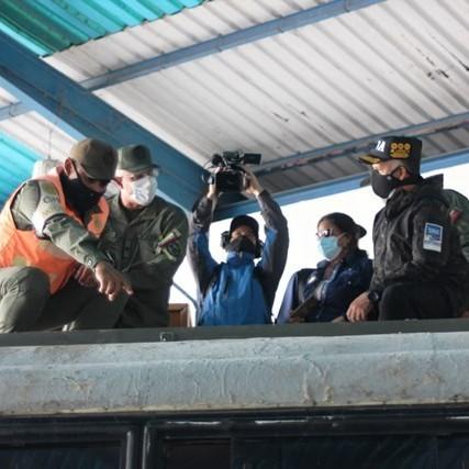 Diario Frontera, Frontera Digital,  GNBV, PUNTO DE CONTROL FIJO MUCURUBÁ, MÉRIDA, Sucesos, ,GNB incautó más de 216 kilos de cocaína en Mucurubá