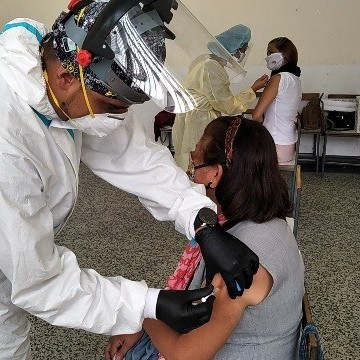 Diario Frontera, Frontera Digital,  VACUNA SECTOR EDUCATIVO, MÉRIDA, Regionales, ,Avanza primera fase de vacunación a trabajadores de educación en Mérida
