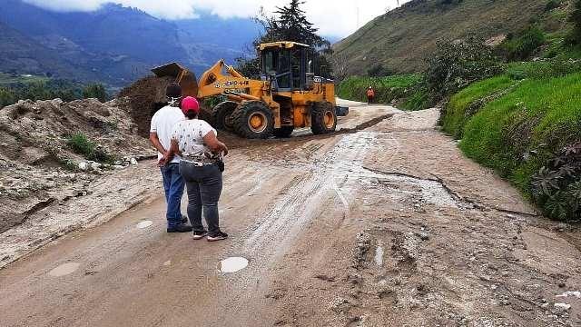 Diario Frontera, Frontera Digital,  EMERGENCIA EN ESCAGUEY, Páramo, ,Emergencia en Escagüey atiende con prontitud el Gobierno Bolivariano