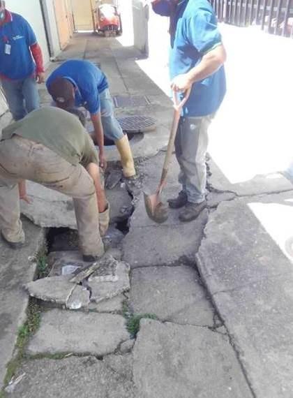 Diario Frontera, Frontera Digital,  SANTA JUANA, Regionales, ,Residentes de Santa Juana en Mérida claman por reparación de vías