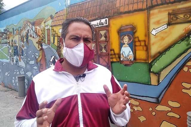 Diario Frontera, Frontera Digital,  RENÉ BARRIOS, ALCALDE DE RANGEL, Páramo, ,René Barrios invita al pueblo a cuidar  las medidas de bioseguridad en Semana Santa