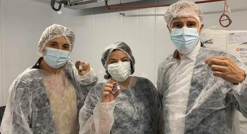 Diario Frontera, Frontera Digital,  SPUTNIK V, Salud, ,Anunciaron que en junio comenzará a producirse  a gran escala la vacuna Sputnik V en la Argentina