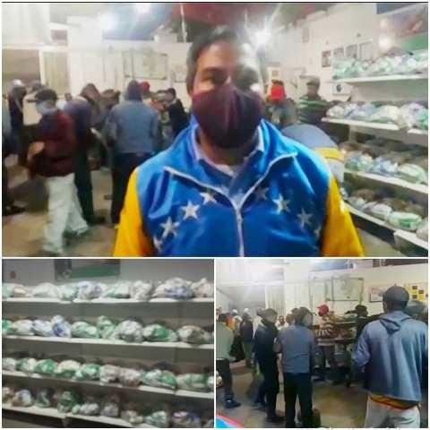 Diario Frontera, Frontera Digital,  ALCALDÍA DE RANGEL, ALIMENTOS, CLAP, Páramo, ,Sesenta toneladas de alimentos llegaron  al municipio Rangel para beneficio del pueblo
