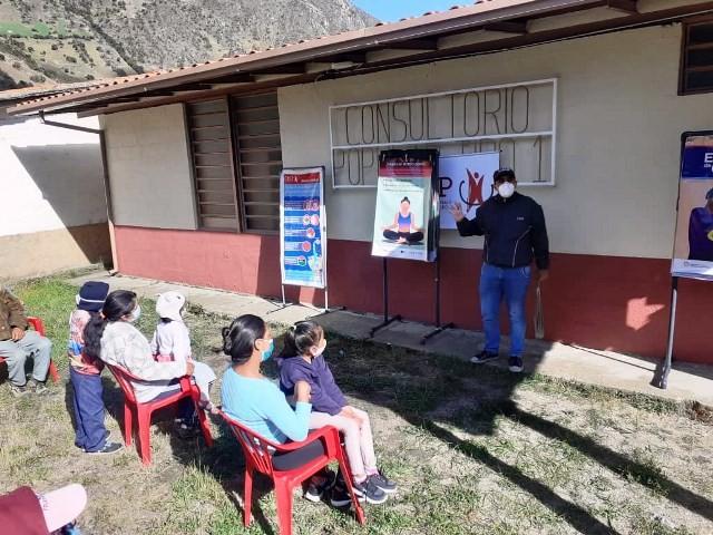 Diario Frontera, Frontera Digital,  Cáritas Mérida- Cisp, Páramo, ,Alianza Cáritas Mérida- Cisp realizó operativo médico nutricional en Gavidia