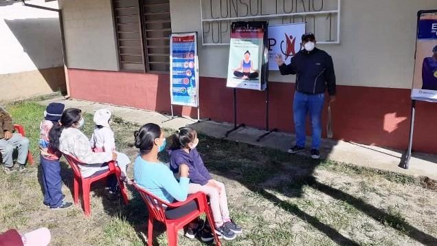 https://www.fronteradigital.com.ve/Alianza Cáritas Mérida- Cisp realizó operativo médico nutricional en Gavidia