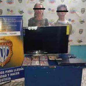 Diario Frontera, Frontera Digital,  DETENIDOS POR EL CICPC TOVAR, Sucesos, ,Cicpc Tovar capturó a tío y sobrino  por abusar sexualmente contra dos adolescentes