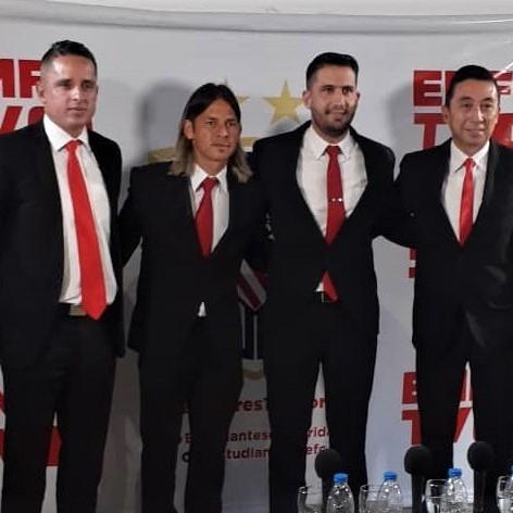 """Diario Frontera, Frontera Digital,  ESTUDIANTES DE MÉRIDA F.C., RAÚL ESCOBAR, Deportes, ,Raúl Escobar: """"Estamos muy satisfechos y contentos  con las contrataciones que hicimos, traemos jugadores con liderazgo"""""""