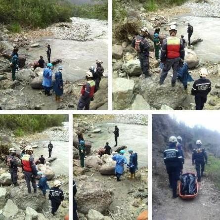 Diario Frontera, Frontera Digital,  ciudadano en el chama, Sucesos, ,Hallaron ciudadano sin idenficacion y en estado de descomposición en río Chama