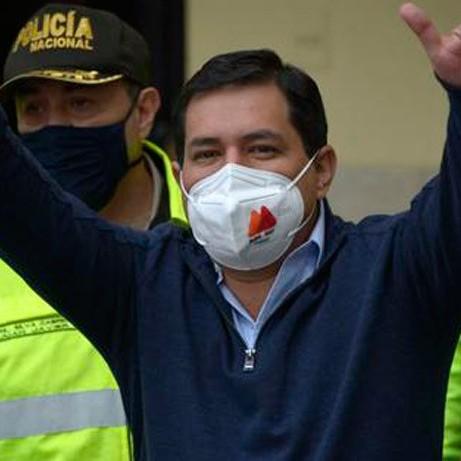Diario Frontera, Frontera Digital,  ELECCIONES EN ECUADOR, ARAUZ, Internacionales, ,Arauz llama a la «unidad» en Ecuador para dejar atrás la exclusión