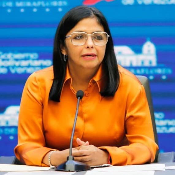 Diario Frontera, Frontera Digital,  DELCY RODRÍGUEZ, Nacionales, ,Venezuela consignó 50% del pago al mecanismo Covax  para compra de vacunas anticovid