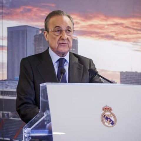 Diario Frontera, Frontera Digital,  SUPERLIGA, FLORENTINO PÉREZ, Deportes, ,Florentino Pérez presidente de la Superliga:  «Vamos a ayudar al fútbol»