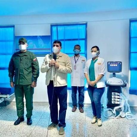 """Diario Frontera, Frontera Digital,  JEHYSON GUZMÁN, Salud, ,Jehyson Guzmán: """"Hemos activado la más moderna  infraestructura hospitalaria de Mérida, el piso 3 del Iahula"""""""