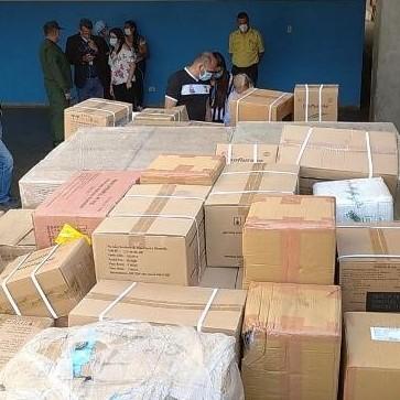 Diario Frontera, Frontera Digital,  MEDICAMENTOS, Salud, ,Más de 85 mil unidades de insumos y medicamentos arribaron al Iahula