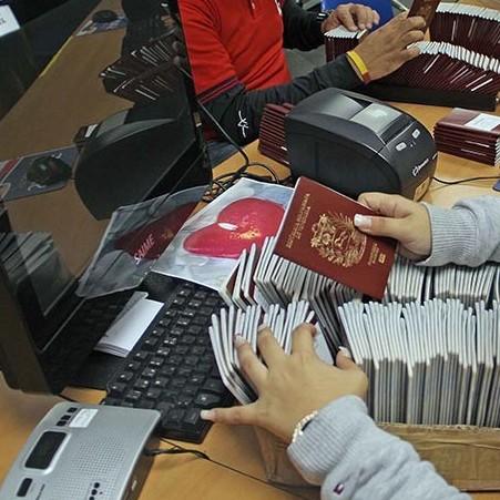 Diario Frontera, Frontera Digital,  SAIME, PASAPORTES, Nacionales, ,El pasaporte para viajeros frecuentes contará con 48 páginas