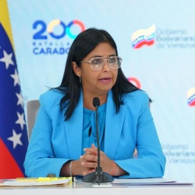 Diario Frontera, Frontera Digital,  DELCY RODRÍGUEZ, Nacionales, ,Venezuela pidió a Portugal intervenir  para poder acceder a recursos retenidos en Europa