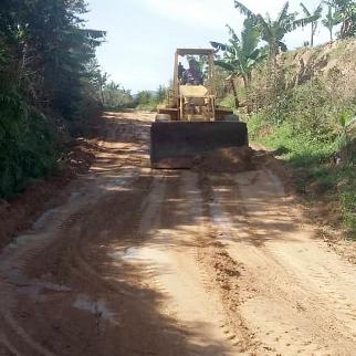 Diario Frontera, Frontera Digital,  ALCALDÍA DE ANTONIO PINTO SALINAS, EDGAR MÁRQUEZ, Mocoties, ,Edgar Márquez inicia rehabilitación de vías rurales en Los Pozuelos
