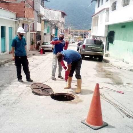 Diario Frontera, Frontera Digital,  AGUAS DE MÉRIDA, Regionales, ,Aguas de Mérida C.A y su Gerencia Operativa Libertador  logra acciones continuas de operaciones y mantenimiento.