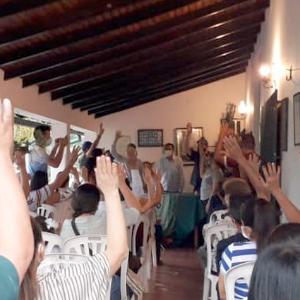 Diario Frontera, Frontera Digital,  EDGAR MÁRQUEZ, COPEI ANTONIO PINTO SALINAS, Mocoties, ,COPEI-Pinto Salinas propone precandidatura  de Edgar Márquez a la gobernación de Mérida