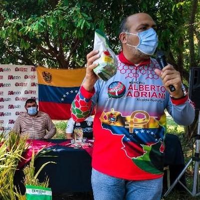 Diario Frontera, Frontera Digital,  ALCALDÍA DE ALBERTO ADRIANI, Panamericana, ,Alcalde de El Vigía activó Plan de Siembra en 46 Patios Productivos