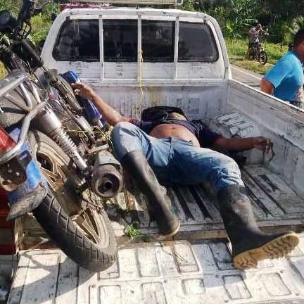 Diario Frontera, Frontera Digital,  ACCIDENTE PANAMERICANA, Sucesos, ,MOTORIZADO OBRERO FALLECIÓ TRAS VOLCAR  SU VEHÍCULO FUERA DE LA  VÍA  EN LA PANAMERICANA
