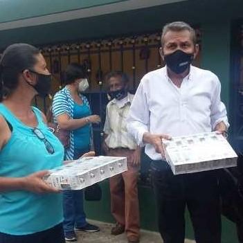 Frontera Digital,  APOYO A LAS COMUNIDADS, RAMON GUEVARA, GOBIERNO DE MÉRIDA, Páramo,  Ramón Guevara sigue brindando apoyo a las comunidades