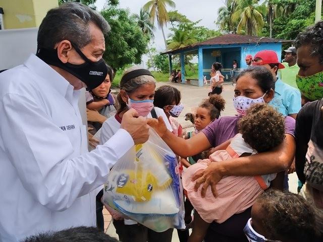 Diario Frontera, Frontera Digital,  PALMARITO, Panamericana, ,Palmarito recibió operativo médico integral de la Gobernación de Mérida