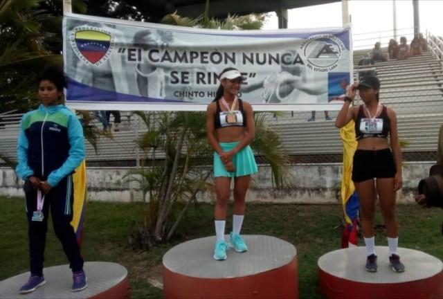 Diario Frontera, Frontera Digital,  CAMPEONATO, ATLETISOMO JUVENIL, Deportes, ,Jehyson Guzmán celebra sobresaliente actuación  de los merideños en nacional juvenil de atletismo