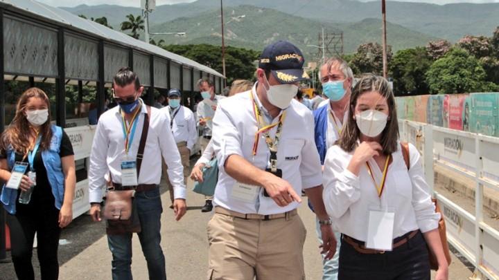 Diario Frontera, Frontera Digital,  COLOMBIA, PUENTES FRONTERIZOS, Internacionales, ,Autoridades colombianas evaluaron  puentes fronterizos con Venezuela
