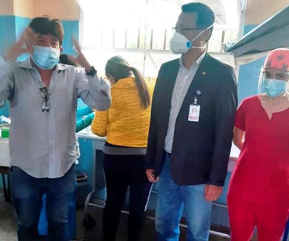 Diario Frontera, Frontera Digital,  CEERCO EPIDEMIOLÓGICO EN RIVAS DÁVILA, Mocoties, ,Cerco epidemiológico en el municipio Rivas Dávila