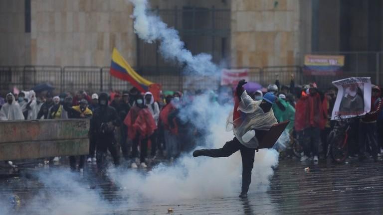 https://www.fronteradigital.com.ve/Qué está pasando en Colombia y por qué no ceden las protestas