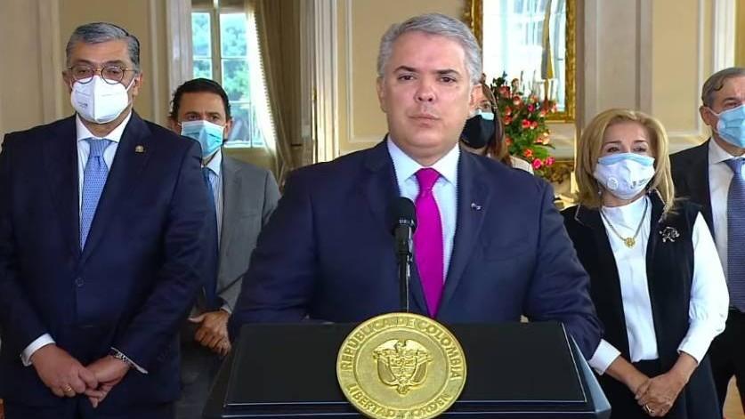 https://www.fronteradigital.com.ve/Duque y altas cortes respaldan diálogo para dirimir diferencias