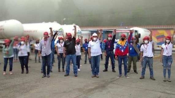 https://www.fronteradigital.com.ve/Nevado Gas aumentó capacidad de almacenamiento en el CDT Justo Briceño