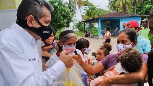 https://www.fronteradigital.com.ve/Palmarito recibió operativo médico integral de la Gobernación de Mérida