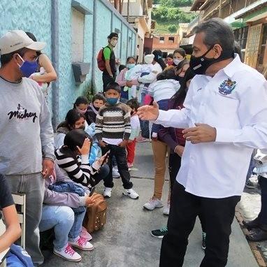 Diario Frontera, Frontera Digital,  MUNICIPIO MIRANDA, Páramo, ,Con éxito se realizó operativo médico social en el municipio Miranda