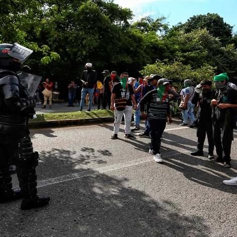 Diario Frontera, Frontera Digital,  CALI, COLOMBIA, Internacionales, ,Levantan bloqueo y abren corredor humanitario en Cali