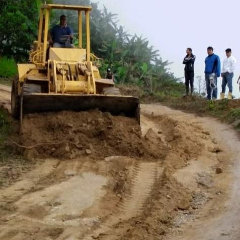 Diario Frontera, Frontera Digital,  MUNICIPIO ANTONIO PINTO SALINAS, Mocoties, ,Despejados más de 20 derrumbes en vías rurales de Pinto Salinas