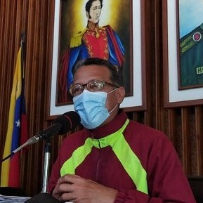 Diario Frontera, Frontera Digital,  VACUNACIÓN, IVSS, RAMÓN NIEVES, Salud, ,IVSS de Mérida recibió primera dosis de la vacuna  Sinopharm