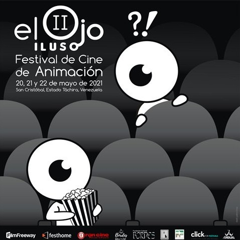 Diario Frontera, Frontera Digital,  Festival El Ojo Iluso 2021, Entretenimiento, ,Festival El Ojo Iluso 2021 reunió  lo mejor del cine animado desde San Cristóbal